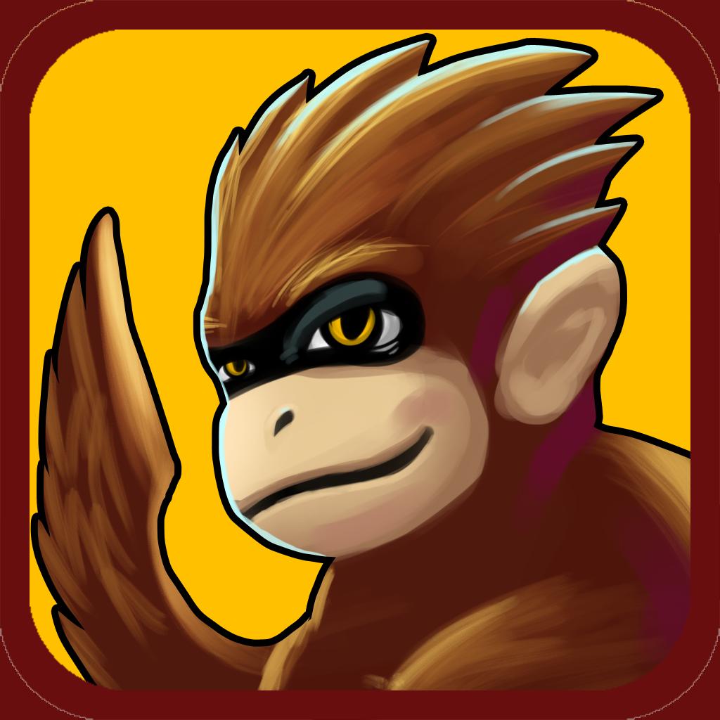 Banana Wars: Flying Monkey Adventures