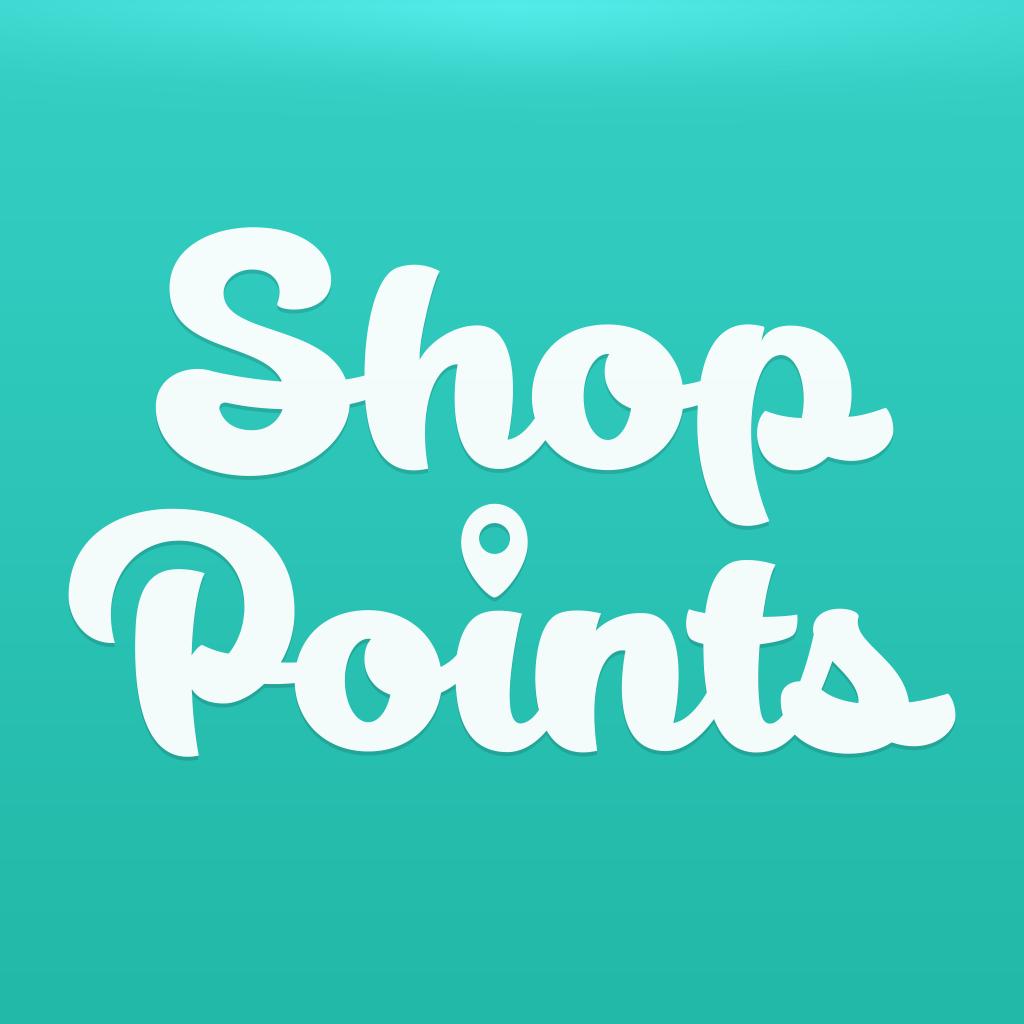 ShopPoints: шопинг призы и скидки. Подарки и бонусы за шоппинг